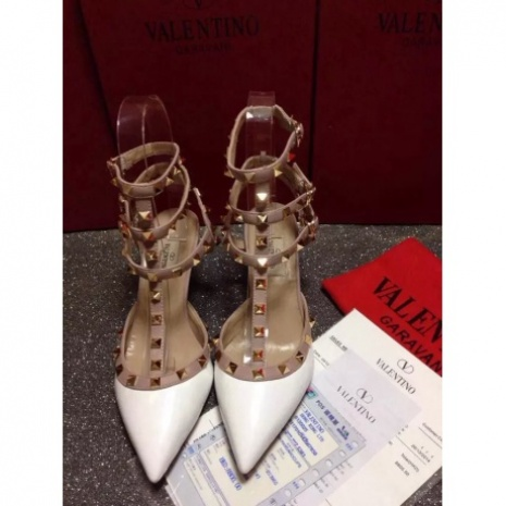 $40.0, SPECIAL OFFER Valentino high heeled shoes for women SIZE:US7=EUR38 #254265
