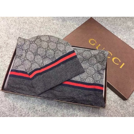 $50.0, Gucci AAA+ Scarf&Hat sets #255573