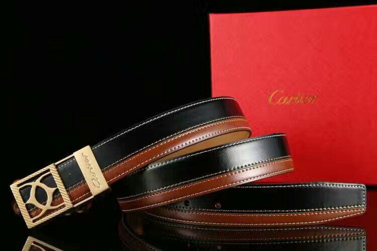 $53 cheap Cartier AAA+ Belts #256621 - [GT256621] free shipping | Replica cartier AAA+ belts