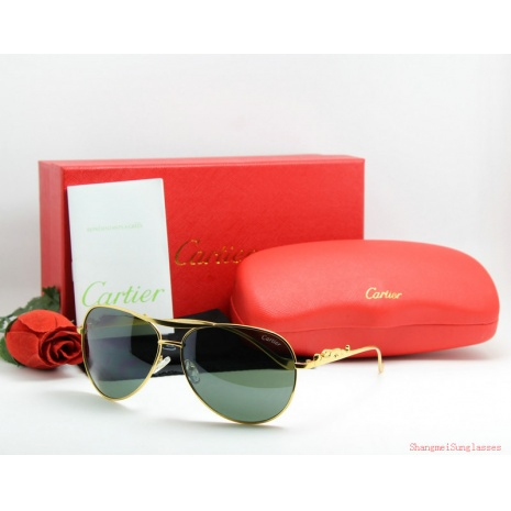 $19.0, Cartier Sunglasses #260232