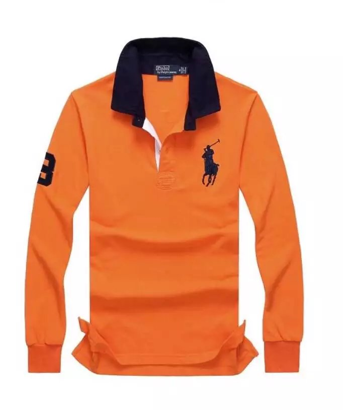 $19 cheap Ralph Lauren Long-Sleeved Polo Shirts for MEN #256657 - [GT256657] free shipping | Replica Ralph Lauren Long-Sleeved Polo Shirts for MEN