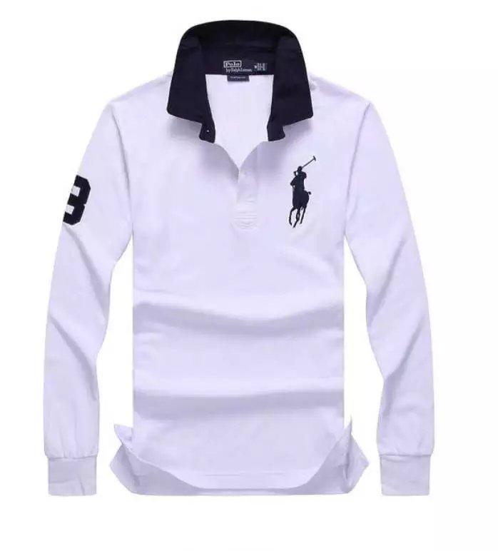 $19 cheap Ralph Lauren Long-Sleeved Polo Shirts for MEN #256658 - [GT256658] free shipping | Replica Ralph Lauren Long-Sleeved Polo Shirts for MEN