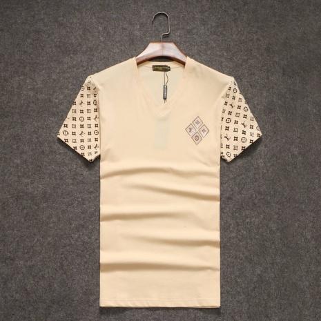 $19.0, Louis Vuitton T-Shirts for MEN #264240