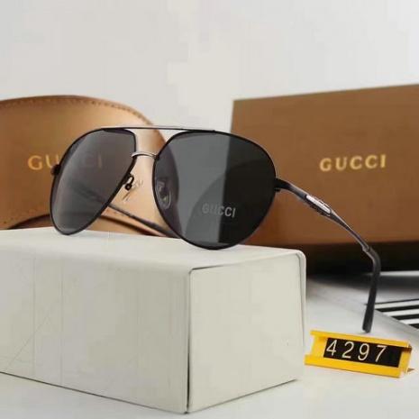 $55.0, Gucci AAA+ Sunglasses #264375