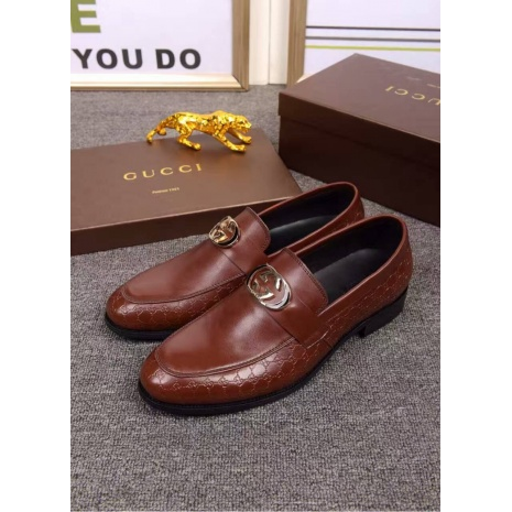 $105.0, Gucci Shoes for MEN #264811