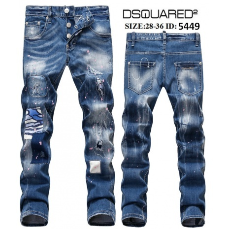 $20.0, SPECIAL OFFER Dsquared2 Jeans for MEN SIZE:28 #265504