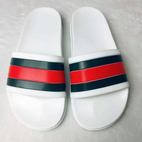 $46.0, Men's Gucci Slippers #266253