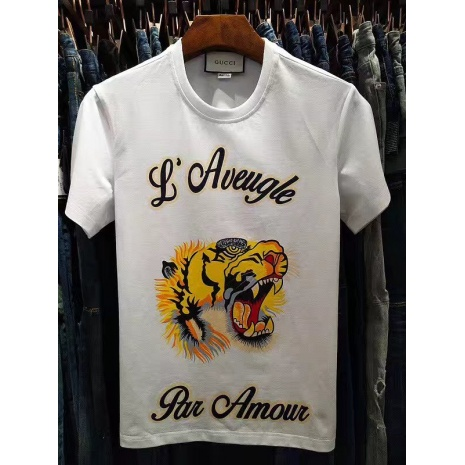 $25.0, Gucci T-shirts for men #268064