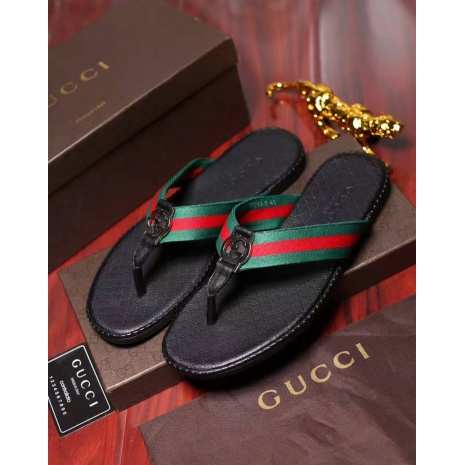 $64.0, Men's Gucci Slippers #268640