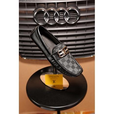 $91.0, Louis Vuitton Shoes for MEN #268652