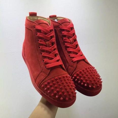 $82.0, Christian Louboutin Shoes for Women #268737