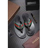$64.0, Men's Gucci Slippers #268974