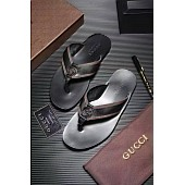 $64.0, Men's Gucci Slippers #268977