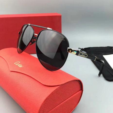 $50.0, Cartier AAA+ sunglasses #271291