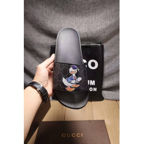 $47.0, Men's Gucci Slippers #273212