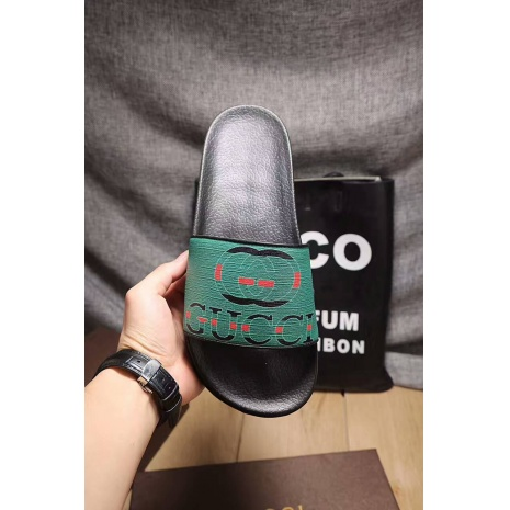 $47.0, Men's Gucci Slippers #273213