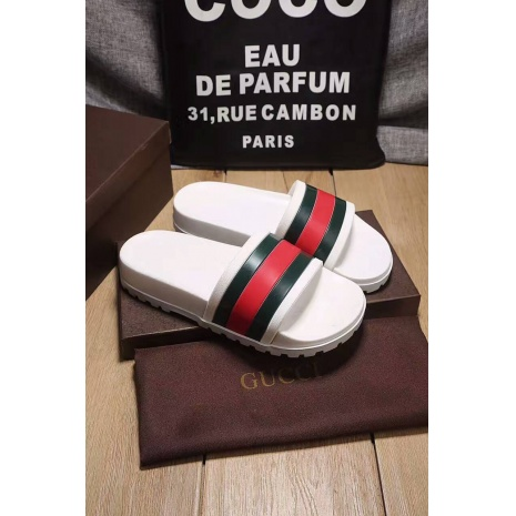 $47.0, Men's Gucci Slippers #273224