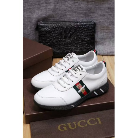 $85.0, Gucci Shoes for MEN #273226