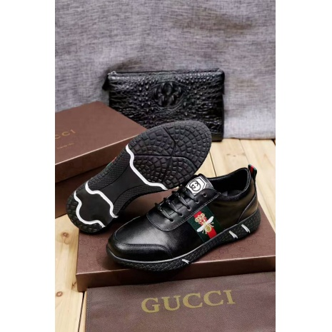 $85.0, Gucci Shoes for MEN #273227