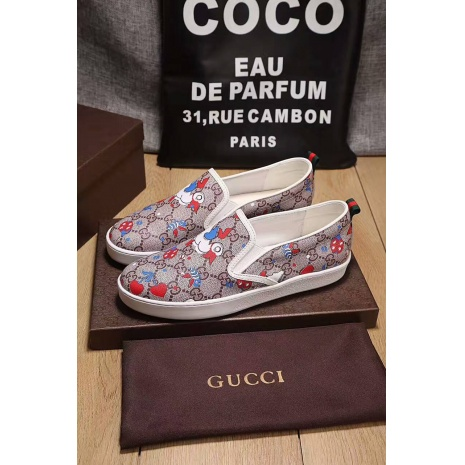 $77.0, Gucci Shoes for MEN #273236