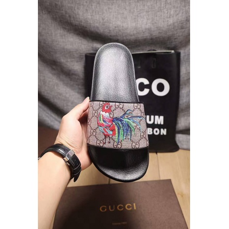 $47.0, Men's Gucci Slippers #273239