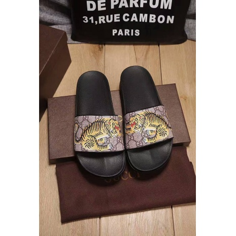 $47.0, Men's Gucci Slippers #273241