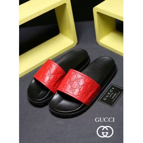 $50.0, Men's Gucci Slippers #273243