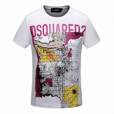 $18.0, Dsquared2 T-Shirts for men #273398