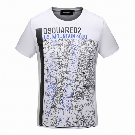 $18.0, Dsquared2 T-Shirts for men #273399