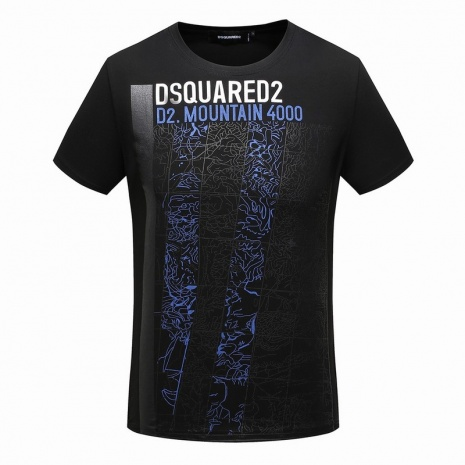 $18.0, Dsquared2 T-Shirts for men #273400