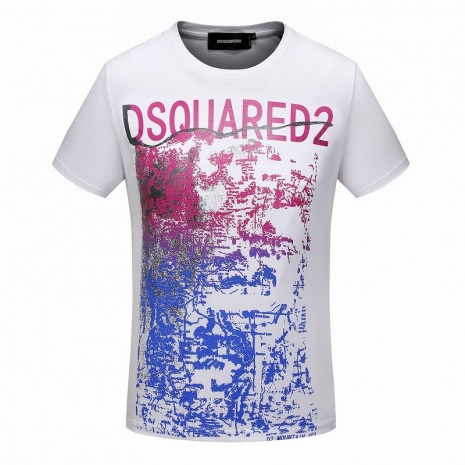 $18.0, Dsquared2 T-Shirts for men #273403