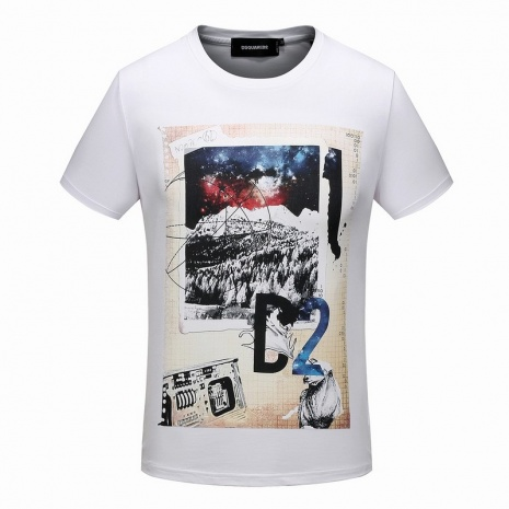 $18.0, Dsquared2 T-Shirts for men #273409