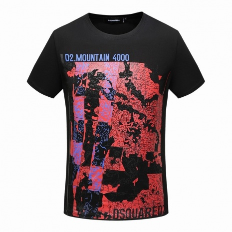 $18.0, Dsquared2 T-Shirts for men #273412