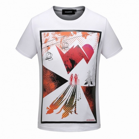 $18.0, Dsquared2 T-Shirts for men #273414