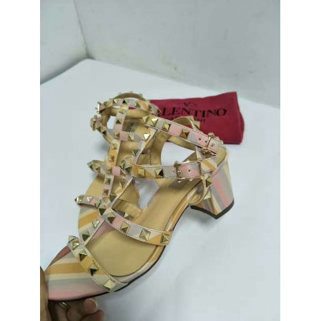 $58.0, VALENTINO 5.5cm High-heeled shoes for women #273415