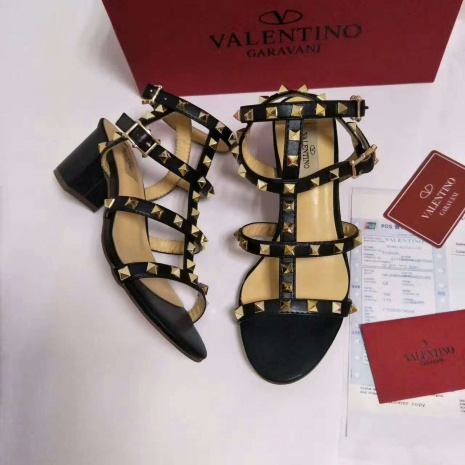 $58.0, VALENTINO 5.5cm High-heeled shoes for women #273420