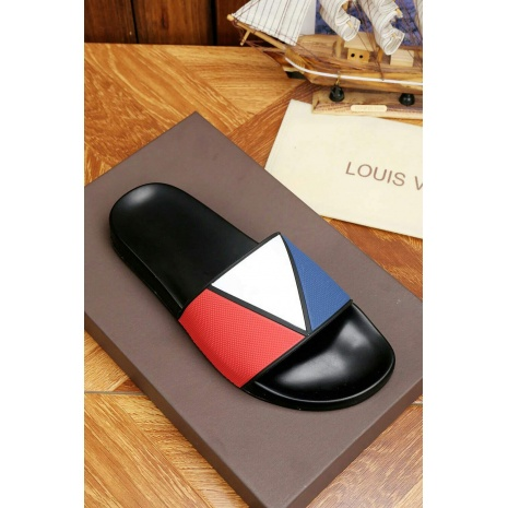 $35.0, Men's Louis Vuitton Slippers #273423