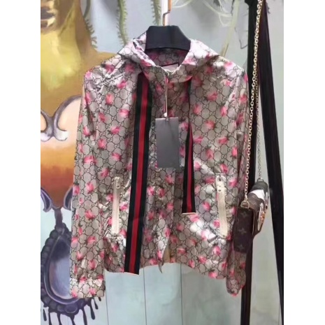 $74.0, Gucci Jackets for Women #273437