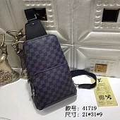 $93.0, Louis Vuitton AAA+ Chest pack #272419