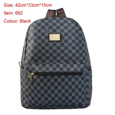 $27.0, Louis Vuitton Backpack #276317