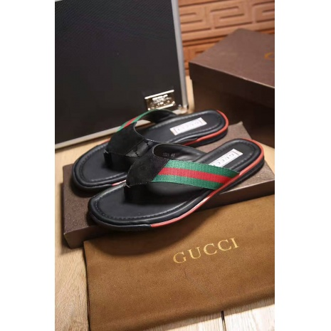 $54.0, Men's Gucci Slippers #278991