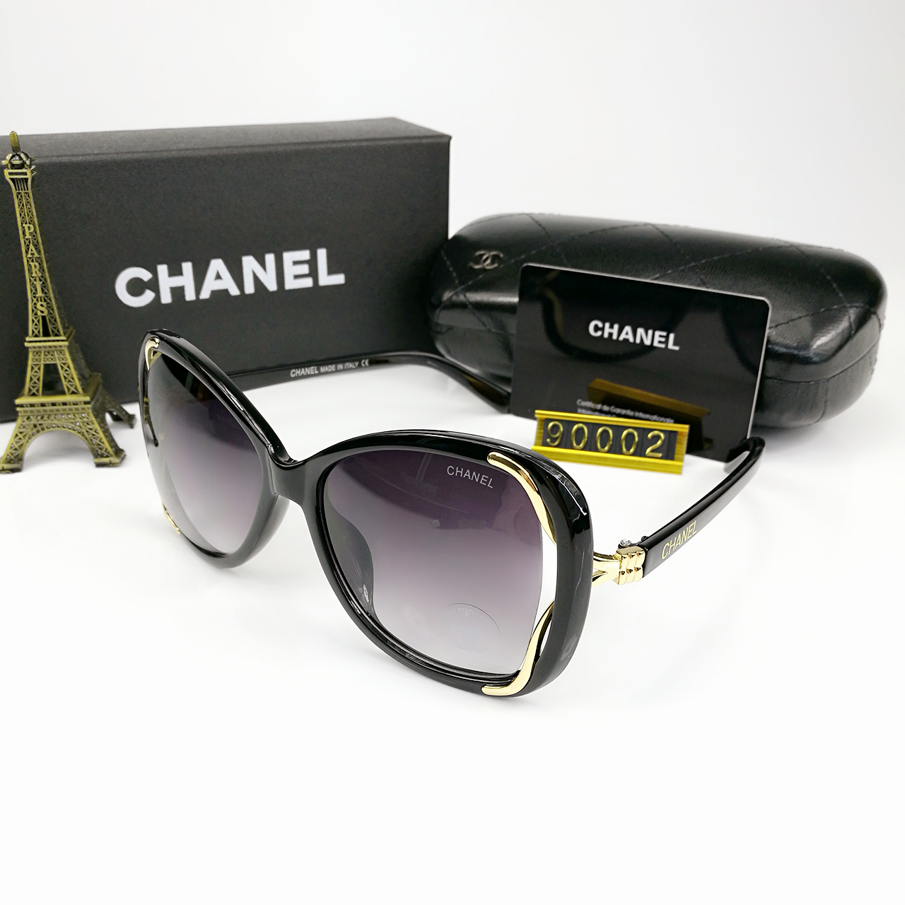 Chanel Eyeglass Frames Replica : USD16 cheap Chanel Sunglasses #275579 - [GT275579] free ...