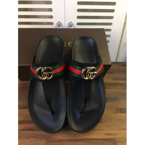 $47.0, Men's Gucci Slippers #280215