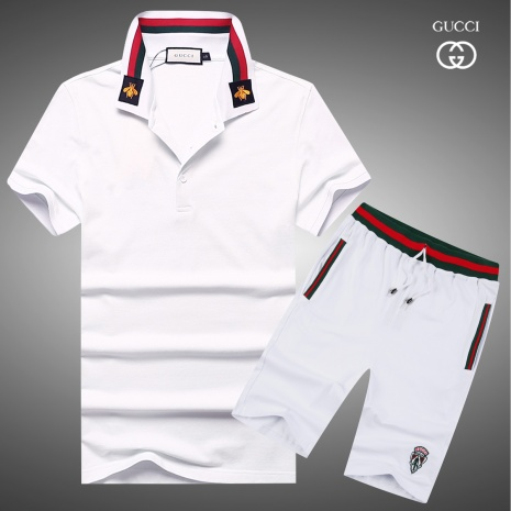 $47.0, Gucci short tracksuits for men #282614