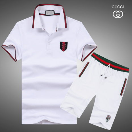 $47.0, Gucci short tracksuits for men #282689
