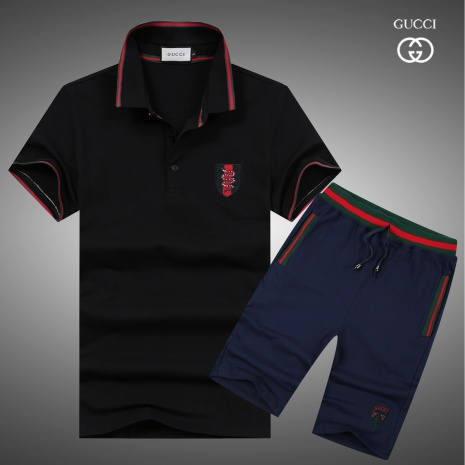 $47.0, Gucci short tracksuits for men #282691