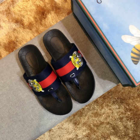 $47.0, Men's Gucci Slippers #282945