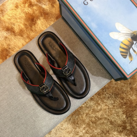 $39.0, Men's Gucci Slippers #282956