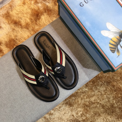 $39.0, Men's Gucci Slippers #282957