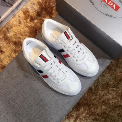 $74.0, Prada Shoes for Men #283157